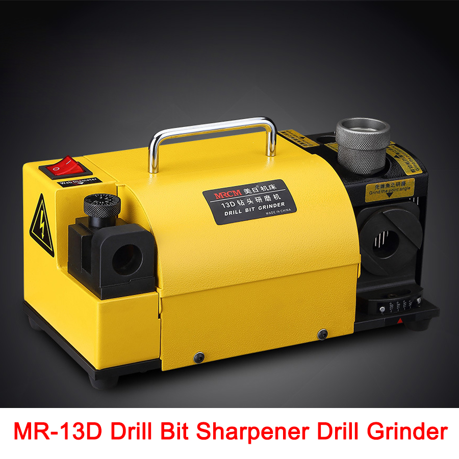 MR 13D Drill Bit Electric Grinder Tool Portable Carbide Tools Drill Bit Sharpener Angle Grinder Machine
