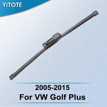 YITOTE Задняя щетка стеклоочистителя для VW Golf Plus 2005 2006 2007 2008 2009 2010 2011 2012 2013