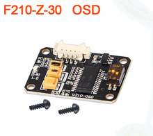 Walkera F210 RC Helicopter Quadcopter spare parts F210-Z-30 OSD Module