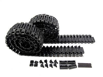 Mato Metal T49 Tracks With Duckbills For Sherman Tank MT150T mato sherman tracks 1 16 1 16 t74 metal tracks