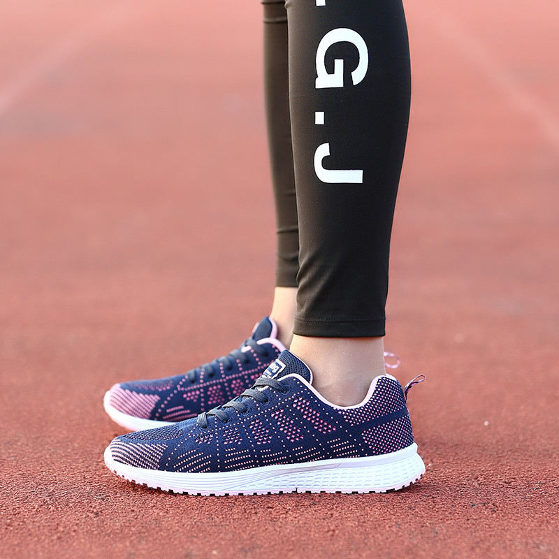Air Cushion Original Breathable Sneakers Women Summer Springs Athletic Outdoor Sports Entertainment Shoes Women Running Shoes 23