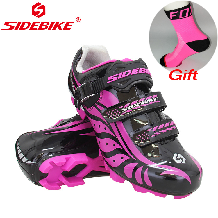 Sidebike new leisure bicycle mountain riding womens shoes outdoor sports slip wear riding lock shoesSidebike new leisure bicycle mountain riding womens shoes outdoor sports slip wear riding lock shoes