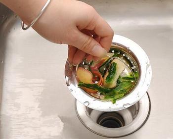 Kitchen Basin Drain Dopant Sink Waste Strainer Basket Leach Plug Stainless Steel