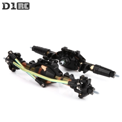 D1RC Original Camouflage Metal Front Rear Axle For RC Crawler AXIAL SCX10 RC4WD D90 Truck DCA-9091 With Good Reputation