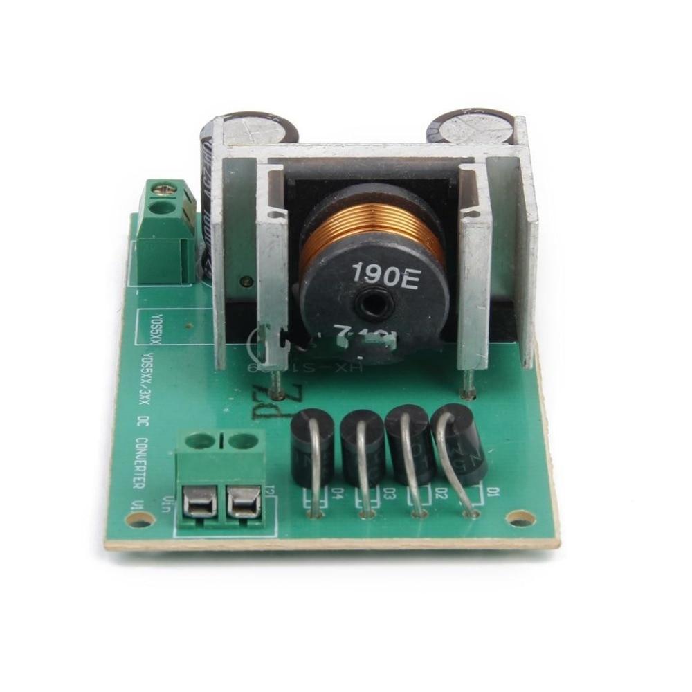 AC/DC 9-48v To 1.8-25v 3A Switching Power Supply Module Step Down Adjustable 5pcs white case 90 240v 110 220v ac to 12v step down dc converter led switching power supply module 5w 450ma