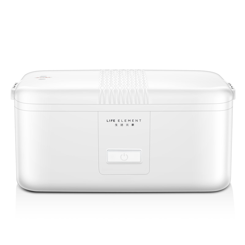 Ceramics Electric Lunchbox Double Plug In Thermal Lunch Box Heating Cooking Hot Rice Cooker 1.2L 1-2 People indutrial rice cooker parts rice cooking machine u shape stainless steel heating tube 380 voltage 4kw