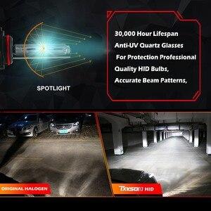 Image 5 - 2 قطعة 12V 55W ضوء علوي زينون إتش آي دي تحويل عدة لمبات H1 H3 H4 H7 H11 9005 9006 880/881 3000K 4300K 6000K 8000K 10000K 12000K