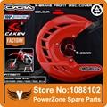 CRF X-Brake Rotor Disco de Freio Dianteiro Guarda Capa Protector Fit Proteção CR125 CR250 CR CRF CRF250R CRF250X CRF450R CRF450X