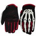 Guantes de esqueleto hombres de carreras de motos de motocross guantes guantes luvas de motociclista gants moto ciclismo downhill guantes ml xl