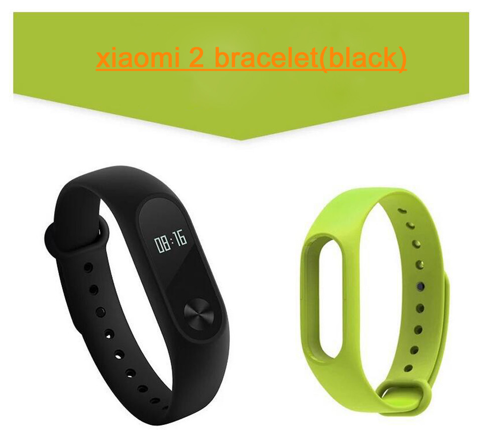 Mi Band 2 smart Bracelet strap Colorful Silicone for MiBand 2 Smart Band Replacement Accessories strap For Xiaomi Mi Band 2 2