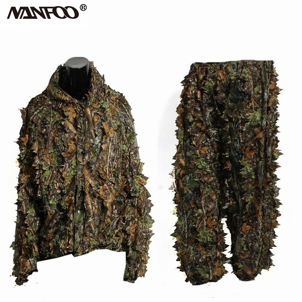 Tactical Military 3d Camouflage Net Cloak 32852 High Quality And Inexpensive Costume Props