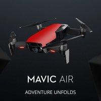 Взлетно посадочная площадка для DJI Mavic Air Fly/Mavic Air более комбо drone 4 K 100 Мбит/с видео 3 осевому гидростабилизатору Камера с 4 км удаленного Управл