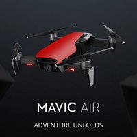 DJI Mavic Air Fly/Mavic Air More Combo drone 4K 100Mbps Video 3 Axis Gimbal Camera with 4KM Remote Control FoldableRC Quadcopter