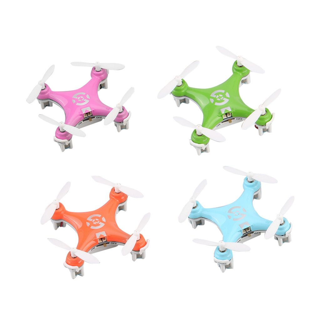 CX-10 Mini RC Dron Toys 2.4G 4CH 6 Axis LED RC Quadcopter Toy Helicopter Pocket Drone With LED Light Toys For Kids Children Gift