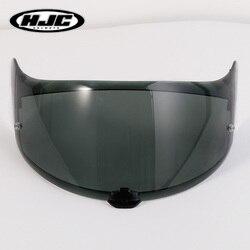 Oryginalny HJC HJ 20M przezroczysty osłona przeciwsłoneczna nadaje się do FG 17 IS 17 FG ST RPHA ST HJ 20ST R PHA kask obiektyw HJC kask obiektyw w Kaski od Samochody i motocykle na