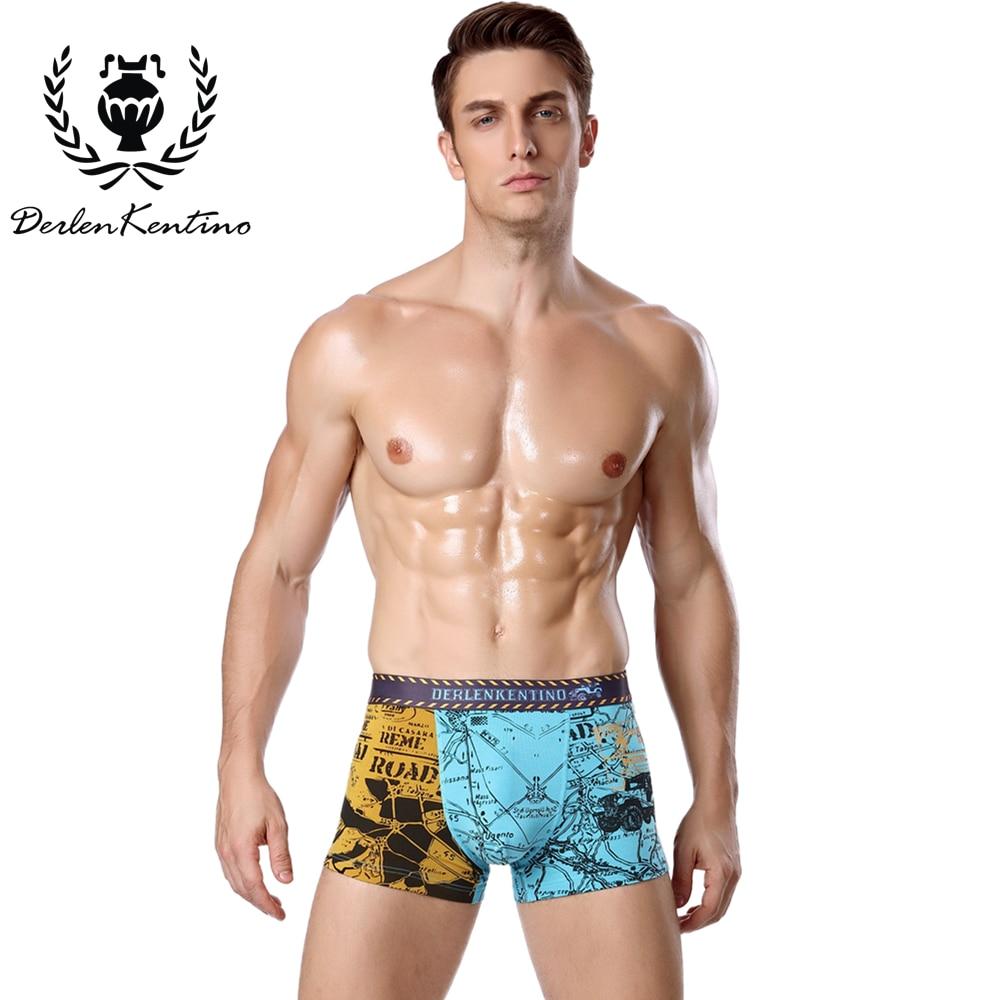 93% Modal Fashion Brand Men Sexy Underwear Men Boxers ...