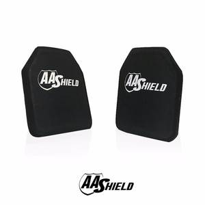 Inserts Hard-Plate Aa-Shield Body-Armor Bullet-Proof Standalone IV NIJ 10x12-Pair -2