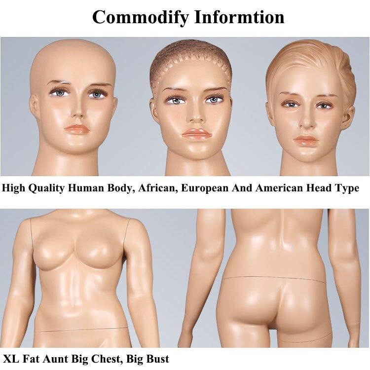 big breast mannequin 5