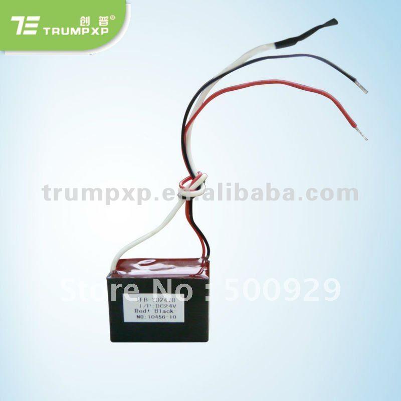 10 шт./лот DC24V генератор анионов части для очиститель воздуха очиститель стиральной машины воздухокондиционер TRUMPXP TFB-Y78