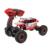 4wd carro rc rock crawlers lynrc hb180b 4x4 bigfoot motores dupla off-road do veículo bateria uso aa