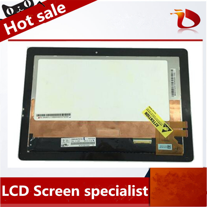 Original A+LCD Display Glass Panel Touch Screen Digitizer Assembly For Asus Transformer Pad TF300 TF300TL new 13 3 touch glass digitizer panel lcd screen display assembly with bezel for asus q304 q304uj q304ua series q304ua bhi5t11