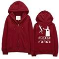 Projeto personalidade Mens hoodies Engraçados Criativo Star Wars Darth Vader impresso criativo camisola Manga comprida hoodies do pulôver