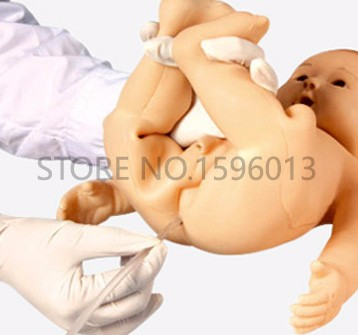 FT13 Infant Nursing manikin 4