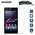 Tempered Glass for Sony Xperia Z1 Compact Screen Protector Protective Film Z1 Mobile Phone for Sony Z1 Glass