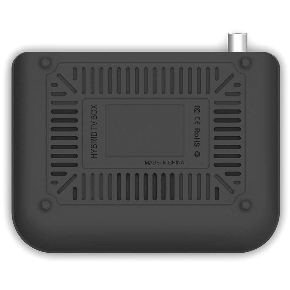 MECOOL M8S плюс DVB-T2 Android 7,1 ТВ Box Amlogic S905D 1 Гб + 8 Гб 2,4G, Wi-Fi, 100 M 4 K H.265 Media Player Smart Декодер каналов кабельного телевидения