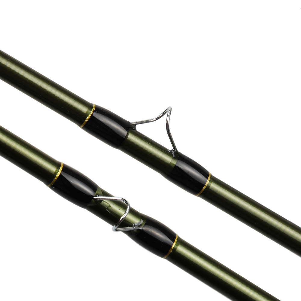 3/4/5/8 WT Fly Rod Fast Action 36T Carbon Fiber / Graphite IM10 7.5 / - Memancing - Foto 6