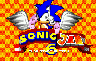 Sonic 6 Jam 16 bit MD Game Card For Sega Mega Drive For Genesis