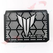 Решетка радиатора Защитная крышка радиатора для YAMAHA MT 07 MT-07 MT07 TRACER700 XSR700