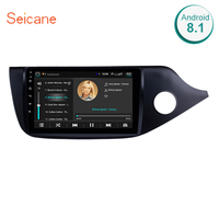 Seicane Car Multimedia player Android 8.1 GPS 2Din Stereo For 2012 2013 2014 Kia Ceed RHD HD Touch screen Head Unit With Wifi
