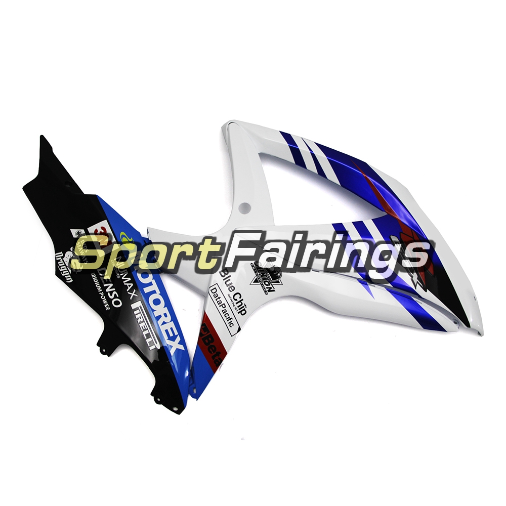 Complete Fairing Kits For Suzuki GSXR 600 750 Year 08 09 10 K8 2008 ...