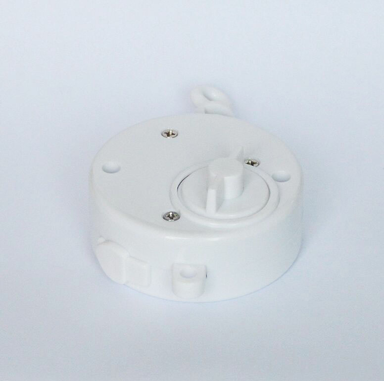 Free shipping 1 PCS Universal Lovely Baby Mobile Crib Bed Bell Kid Toy Windup Movement Music Box Develop Toy White