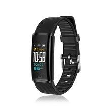 R9 Color Screen Intelligent Bracelet Heart Rate Blood Pressure Movement Waterproof