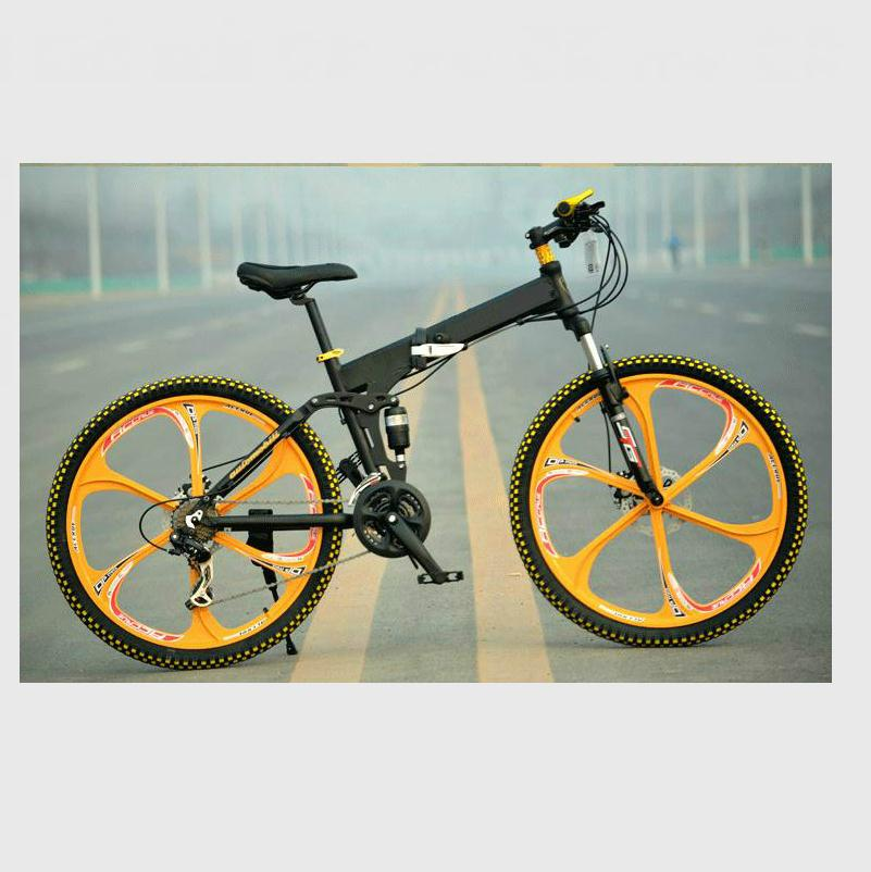 Kalosse Bike Speed Hydraulic Brakes Tyre Dirt Bike Alloy Frame