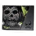 Бэтмен бумажник молодые мужчины и женщины студенты лаконичный пункт портмоне DFT-1316