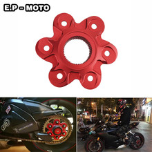 Motorcycle Rear Sprocket Cover For Ducati Monster 1200  1200R Multistrada