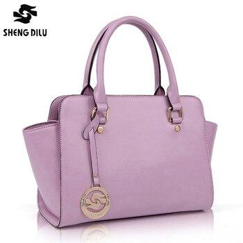 Designer Leather Bags Ladies Famous Brand Women Handbags High Quality Tote Bag for Women Fashion Hobos Bolsos