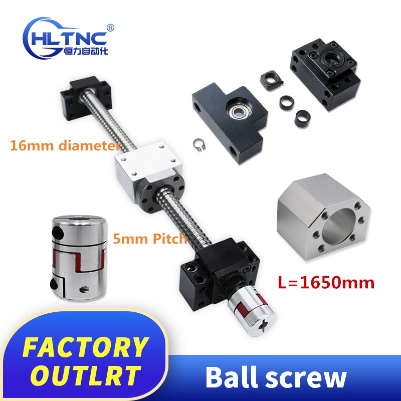C7 Grade Steel Ballscrew Support BF12-C7 Free End