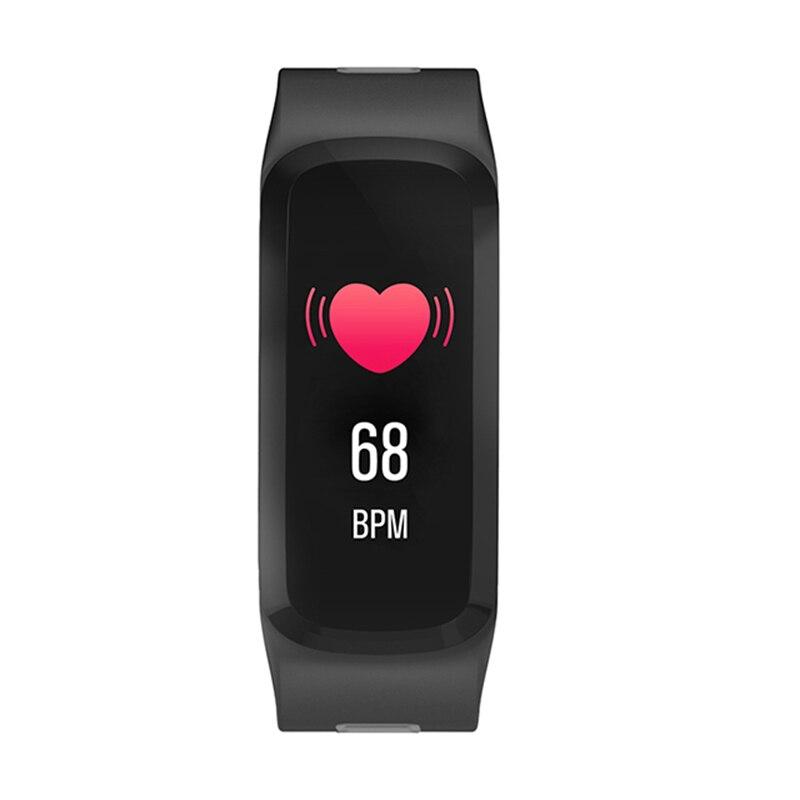 KS-F4 couleur bracelets intelligents IP68 à distance caméra Bracelet fréquence cardiaque pression artérielle oxygène Fitness Tracker smartwatch