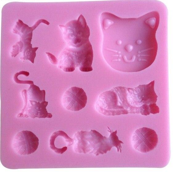 UK Block Ice Cube Tray Cylinder Freeze Cake Chocolate Bar Sticks Silicone C065