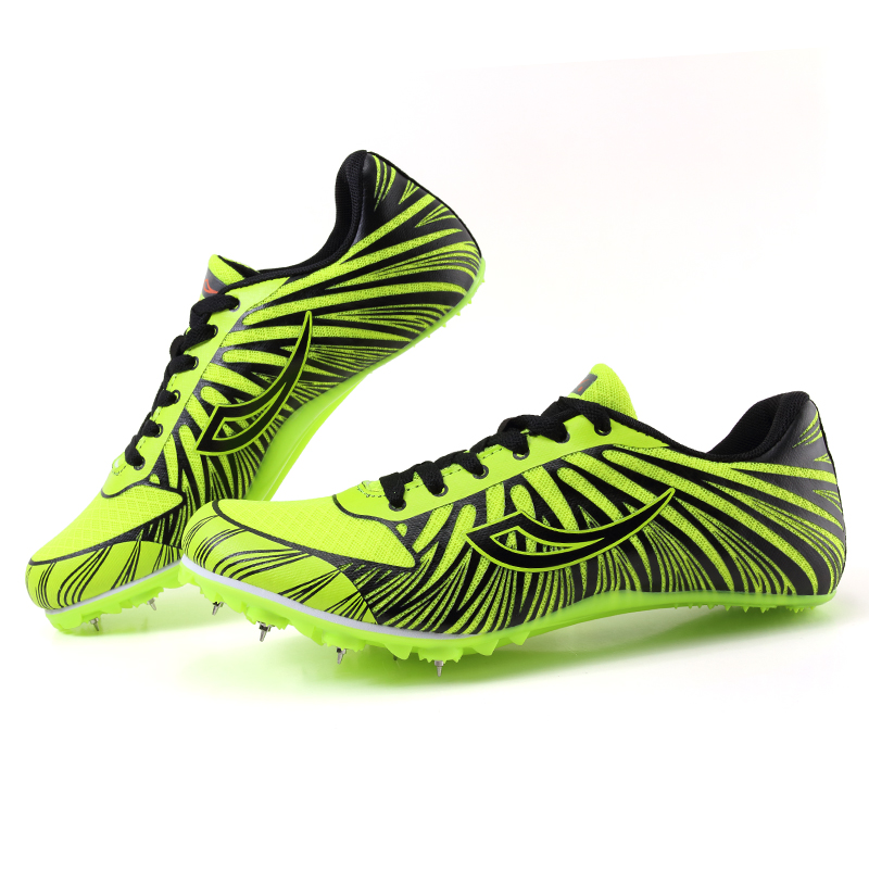 2018 Trail sports running shoes for men spike runing spikes athletics sprint spikes male female nails training shoes sneakers