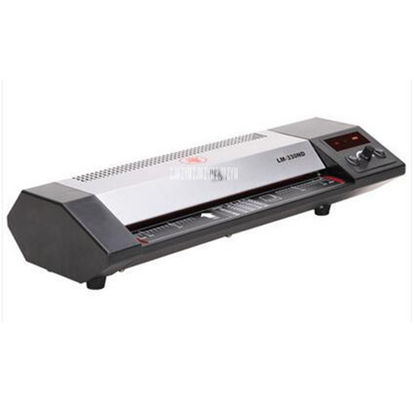 LM 330ND digital A3 A4 photo laminator laminating machine laminating machine laminating machine home office documents