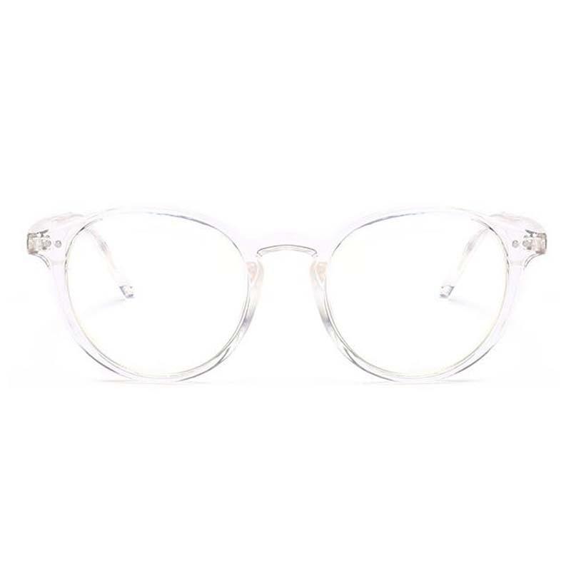 Gafas miopía terminadas Mujeres Blanco y negro Marco ovalado Lentes - Accesorios para la ropa - foto 6