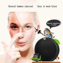 Черный Бамбук Древесный Уголь Мыло Для Лица Clean Deep Clean Отбеливание maquiagem Ручной Уход За Кожей Ванна Тела Удаления Нефти Красота Мода(China (Mainland))
