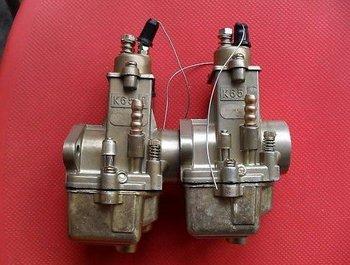 Nuevo par de carburadores K65A K65N/para URAL/carburador DNEPR carburador