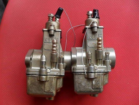 new replacement Pair carbs K65A K65N/ FOR URAL/DNEPR carburetor carburettor carby brand new carburetor carby for datsun nissan 610 620 710 720 16010 13w00