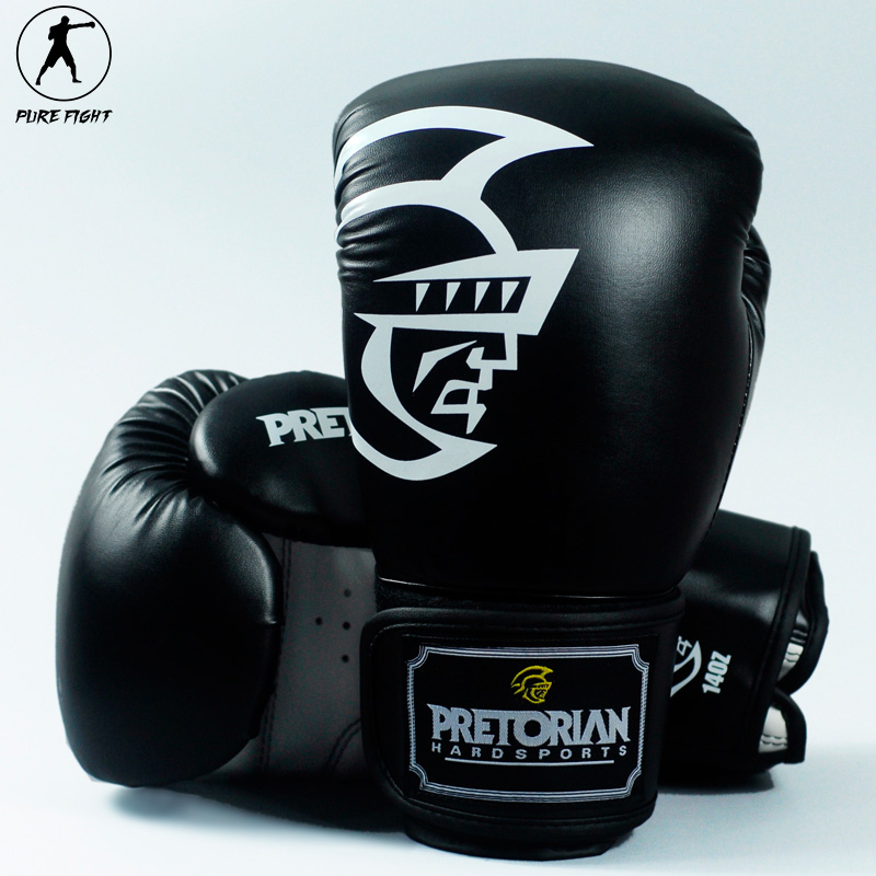 10OZ 12OZ 14OZ 16OZ Brand PRETORIAN Muay Thai Pair Boxing Punching Gloves TKD MMA Men Fighting Boxing Gloves PU Kick Gloves орден сладкоголосая шехерезада